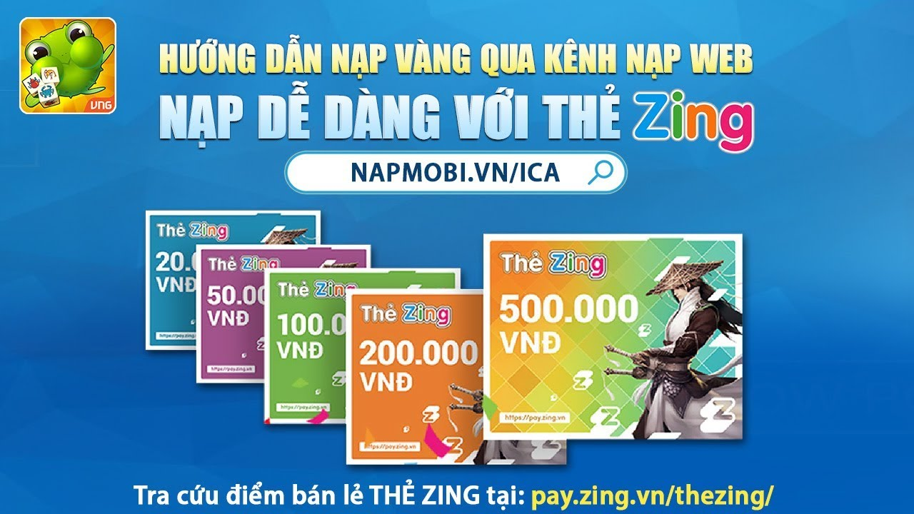 nạp tiền iCa bằng sms